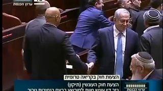 A halálbüntetésről szavazott a Kneszet