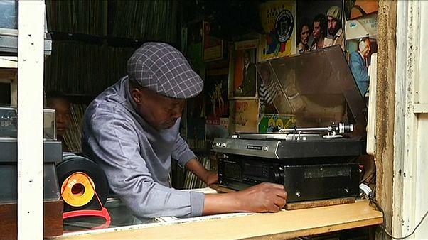 Kenya: il signore dei vinili
