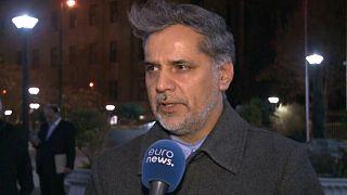 سخنگوی کمیسیون امنیت ملی در گفتگو با یورونیوز: مردم حق دارند اعتراض کنند