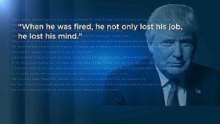 """Russiagate, Trump furioso con l'ex stratega: """"Ha perso la testa"""""""