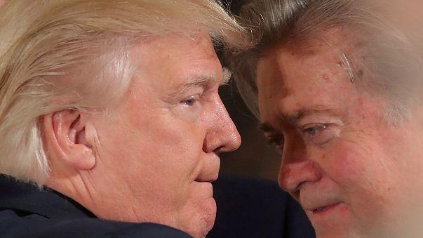 Trump-Bannon : règlement de compte à Washington