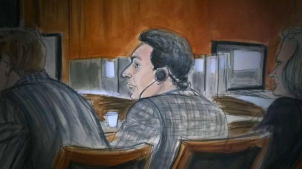Un banquero turco condenado en Nueva York