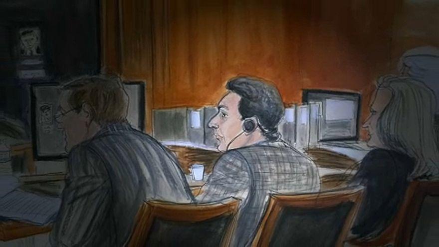 Elítéltek egy török bankárt New Yorkban