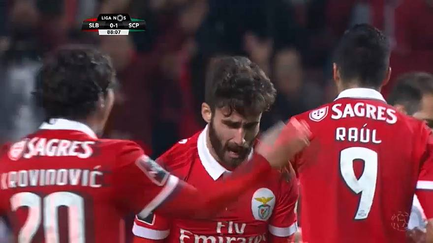 Il Benfica si salva al 90', ma il Var portoghese funziona...