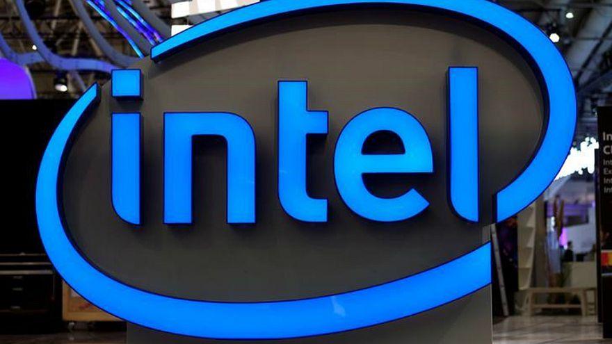 شعار شركة إنتل