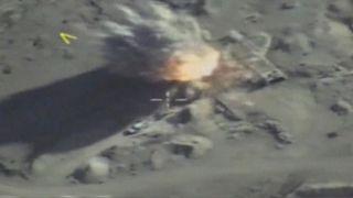 مقاتلات روسية تقتل 30 مدنيا على الأقل قرب دمشق
