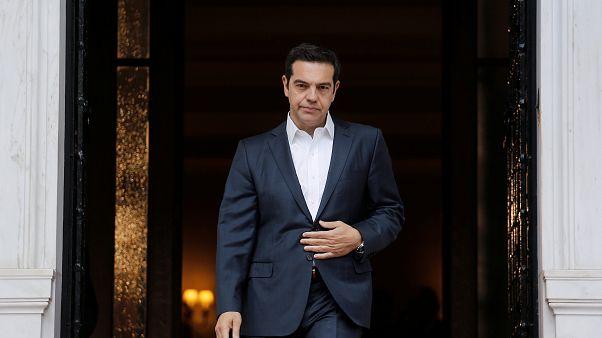 Α. Τσίπρας: «Η ανάκαμψη της Ελλάδας στέλνει ένα δυνατό μήνυμα. - Αλλάζουμε σελίδα»