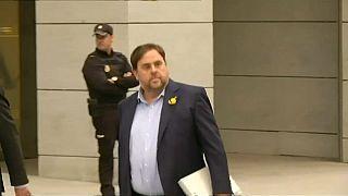 """Junqueras afirma ante los jueces que """"es un hombre de paz que busca el diálogo"""""""