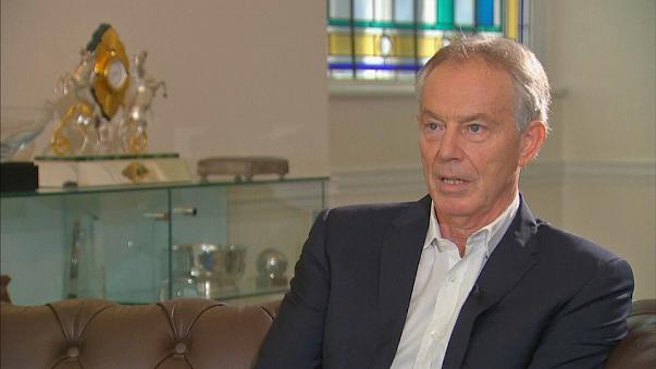 Former UK Prime Minister Tony Blair speaks out about Brexit