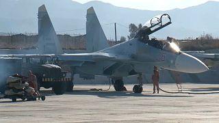 Orosz repülőket lőttek ki lázadók Szíriában
