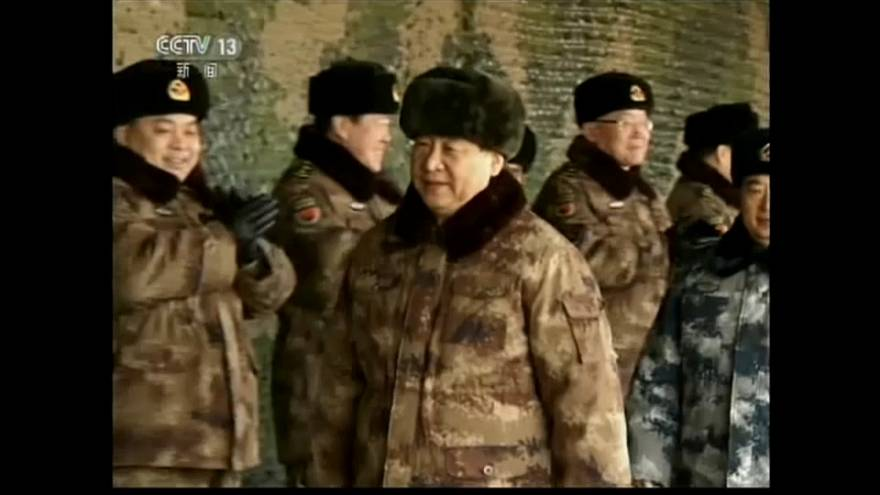 Xi Jinping et ses troupes montrent les muscles