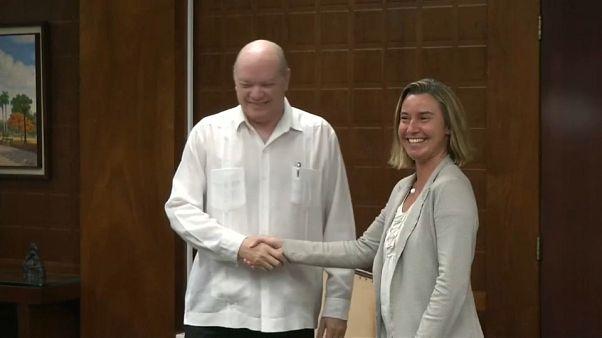 Offene Beziehungen zwischen der EU und Kuba