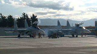 Rusya: Suriye'de jetlerimizin imha edildiği iddiası gerçek dışı