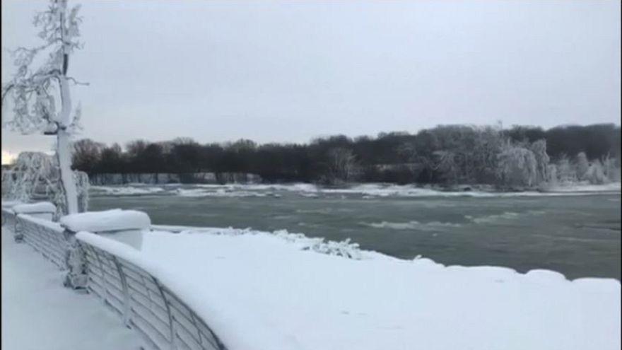 Maltempo USA: Neve anche in Florida