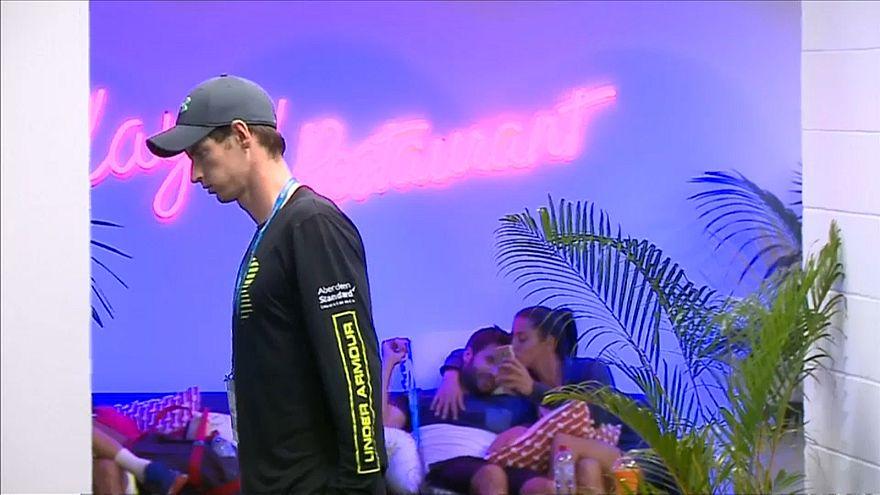 Murray Avustralya Açık'tan çekildi