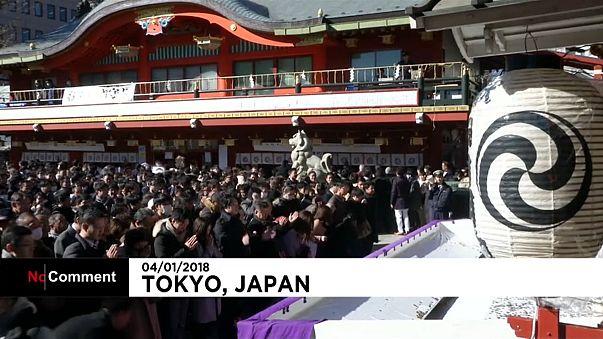Япония: удача в делах сопутствует щедрым!