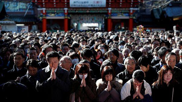A fé japonesa num bom negócio