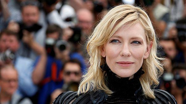 Cate Blanchett a 68. Cannes-i Filmfesztiválon
