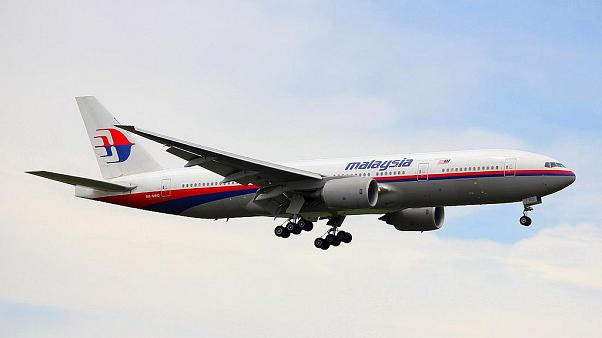 Flug MH370 verschwand am 8. März 2014