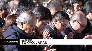Japan: Millionen beten für Erfolg im neuen Jahr