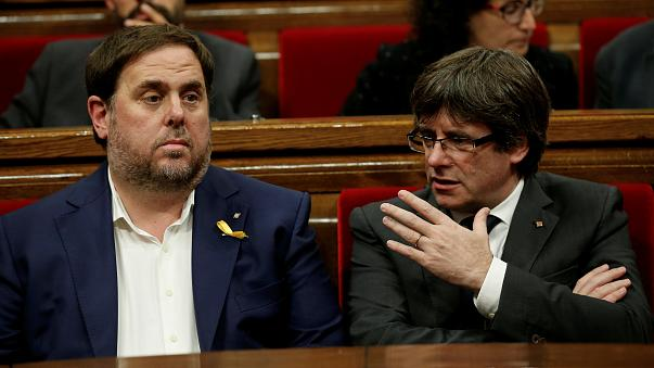 Catalogne : Junqueras attend sa libération