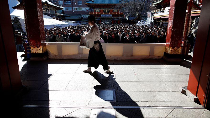 Japonya'da 500 yıldır süren gelenek: Tama-seseri