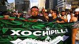 Città del Messico, proposta per la liberalizzazione della Marijuana
