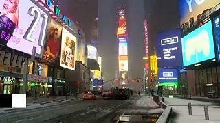 Hóesés New York-ban