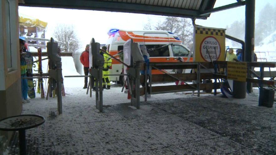 Lawinenunglück in Südtirol: Trauer um Mutter (45) und Tochter (11)
