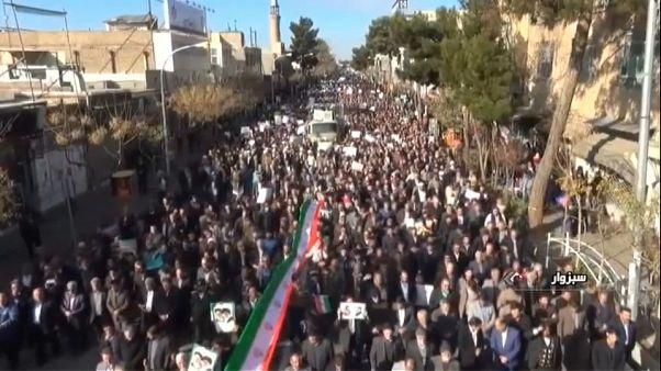 Irán da por terminadas las protestas contra el régimen