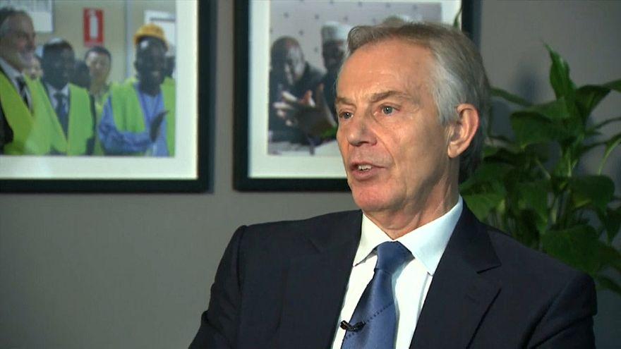 Tony Blair: İngilizlerin Brexit'i tekrar gözden geçirmeye hakkı olmalı