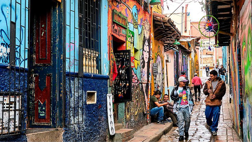 Kolombiya'da FARC örgütünün terk ettiği bölgeler yeni çetelerin elinde
