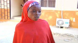 تحرير تلميذة نيجيرية من قبضة بوكوحرام