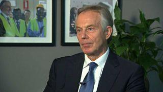 """Блэр считает, что """"брексит"""" можно остановить"""