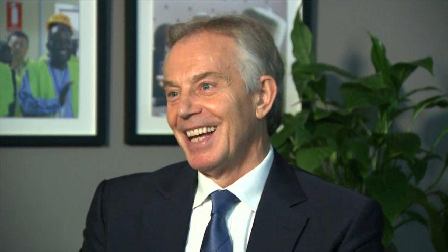 """El libro """"Fuego y Furia"""" salpica a Tony Blair"""