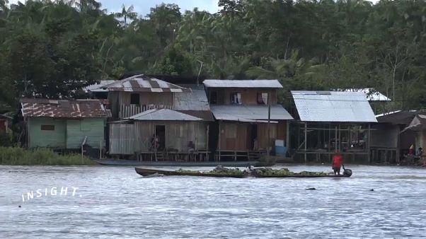 Колумбия: место FARC не пустует
