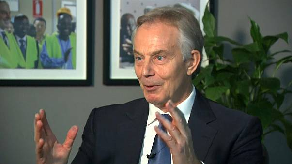 Former British Prime Minister, Tony Blair, condemns Wolff's book