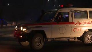 Halálos merénylet Kabulban