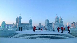 Ледяная феерия в Харбине