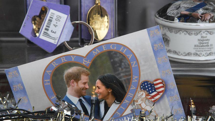 پاکسازی خیابانهای ویندسر از گدایان قبل از عروسی شاهزاده هری