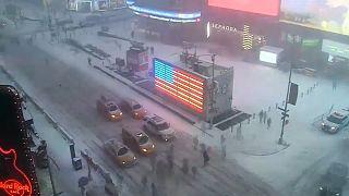 Decretado estado de emergência em Nova Iorque