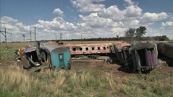 Железнодорожная катастрофа в ЮАР