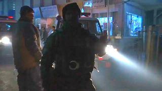 Afganistan'ın başkenti Kabil'de intihar saldırısı: En az 11 ölü