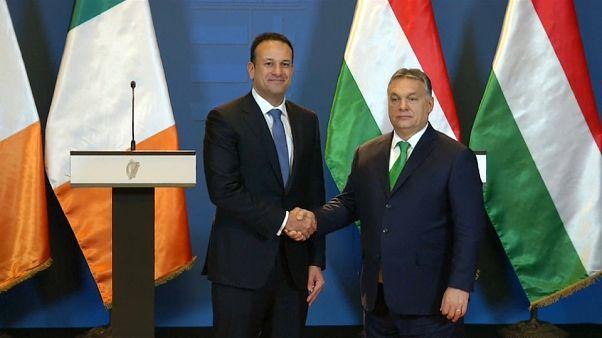 Hungría e Irlanda en contra de la armonización fiscal en la UE