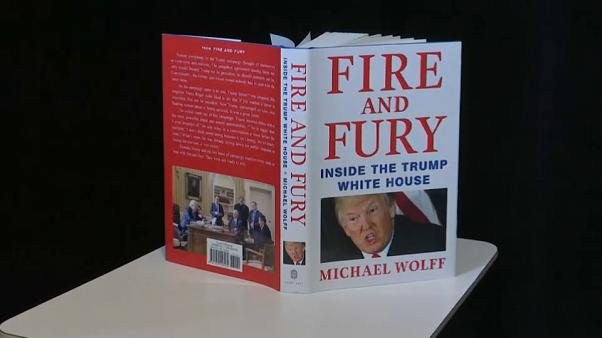 """Fire and Fury"", esce il libro bomba su Trump"