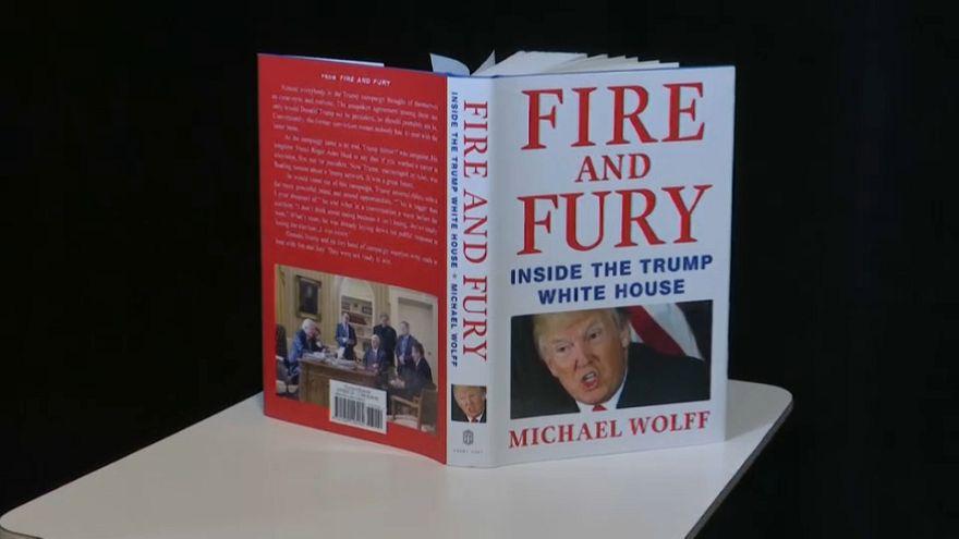 """""""Fire and Fury"""", esce il libro bomba su Trump"""