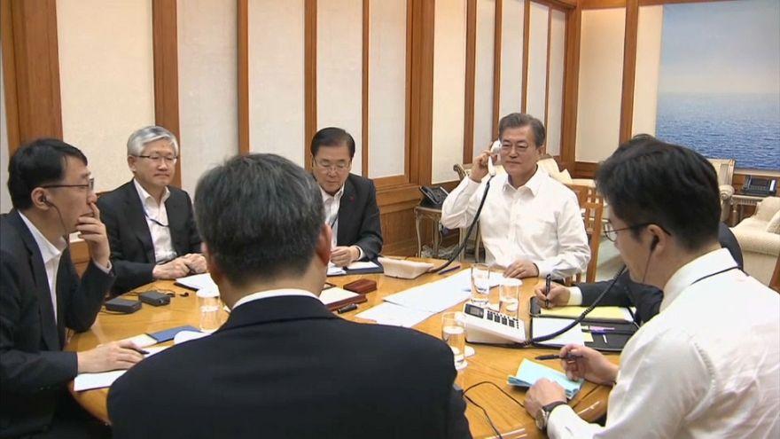 Corea del Norte acepta reunirse con autoridades del Sur