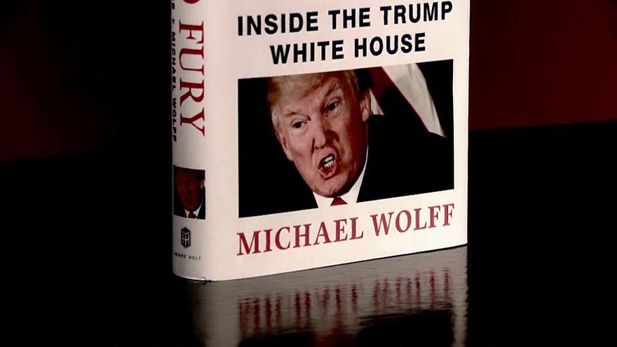 Trump'ı kızdıran kitap 'Ateş ve Öfke' satışa çıkıyor