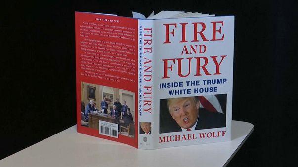 Trump intenta frenar la publicación de un polémico libro sobre él