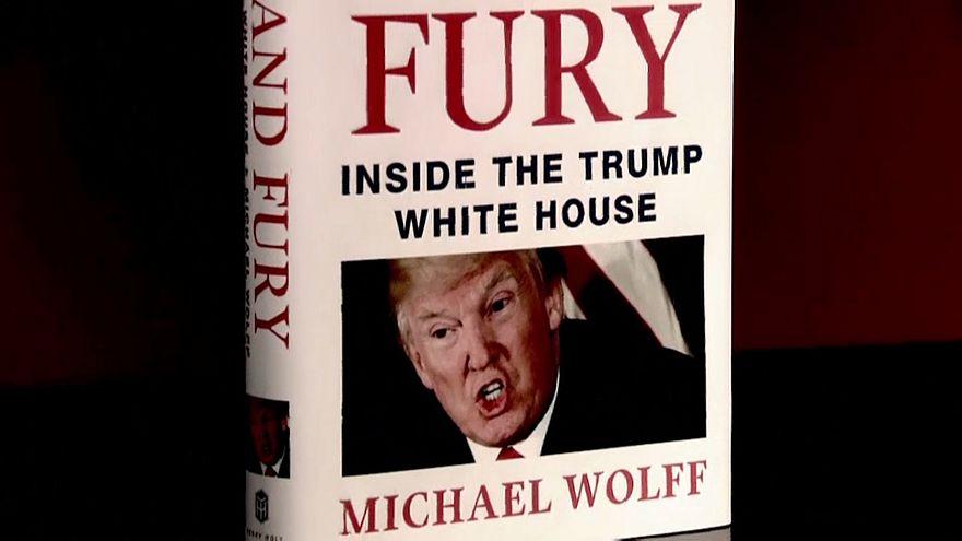 """Книга, которая """"взорвёт"""" Белый дом"""
